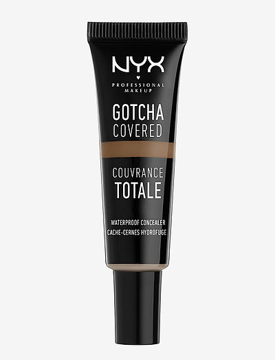 GOTCHA COVERED CONCEALER - peitevoide - ebony