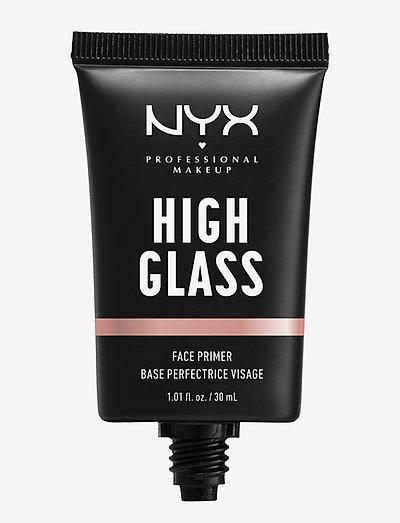 High Glass Face Primer - primer - rose quartz