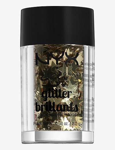 Shaped Glitter Brilliants - highlighter - electro