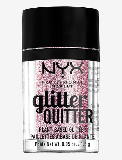 Glitter Quitter Plant Based Glitter - highlighter - pink