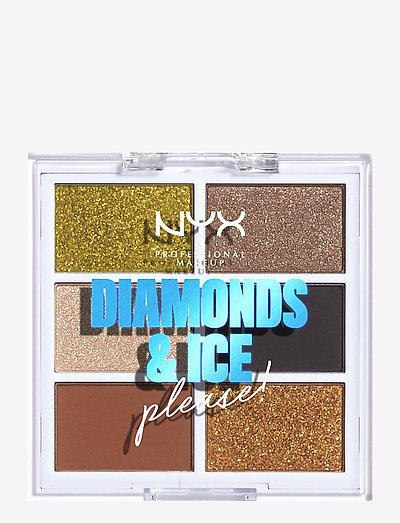 Diamonds & Ice Please! Palette Jeweled & Jaded - Øjenskyggepalet - palette jeweled & jaded