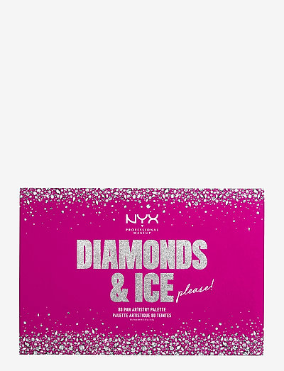 Diamonds & Ice Please! Palette 80-pan - Øjenskyggepalet - palette 80-pan