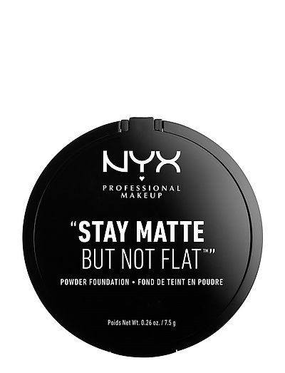 STAY MATTE BUT NOT FLAT POWDER FOUNDATION - COCOA
