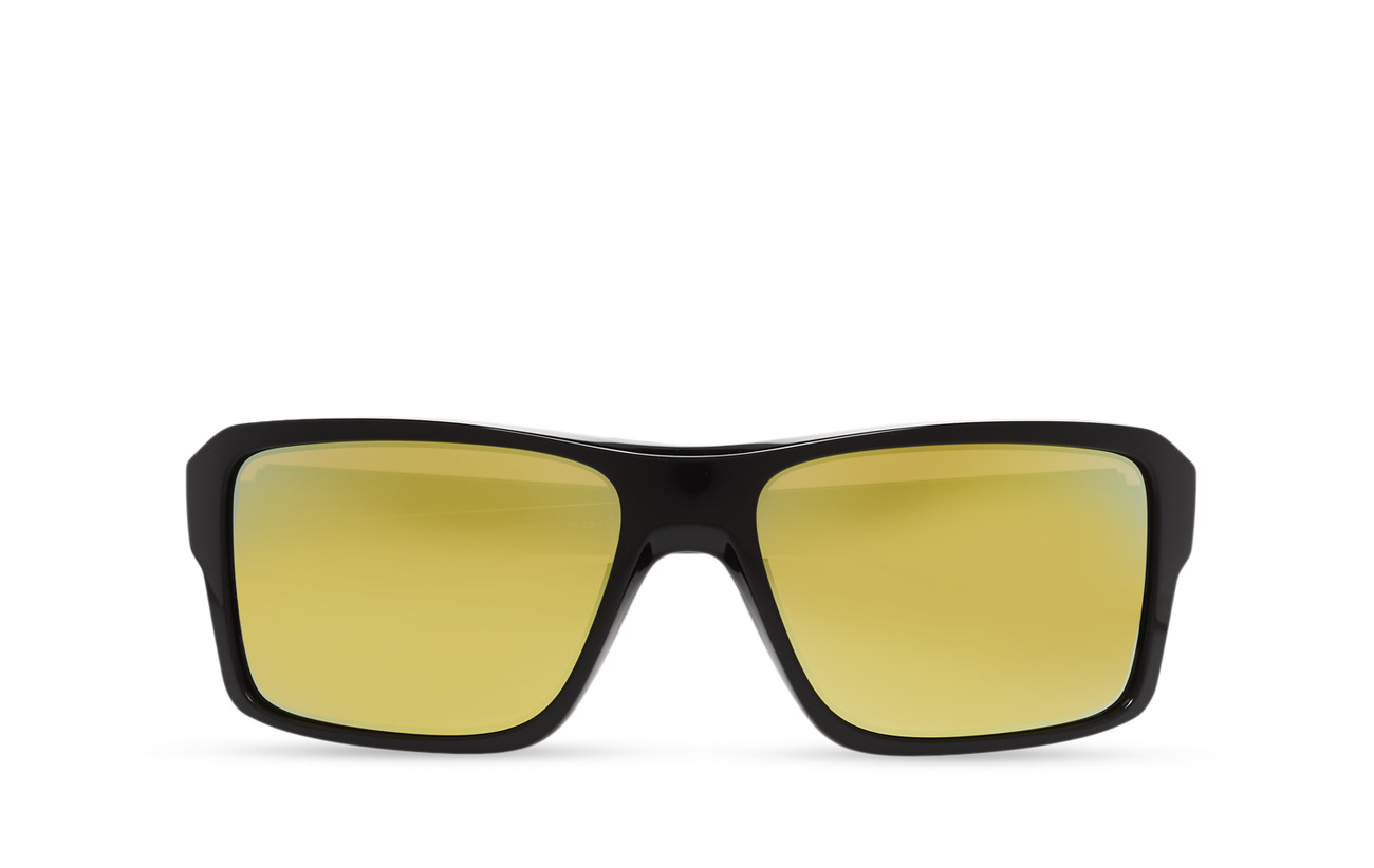 OAKLEY DOUBLE EDGE - POLISHED BLACK