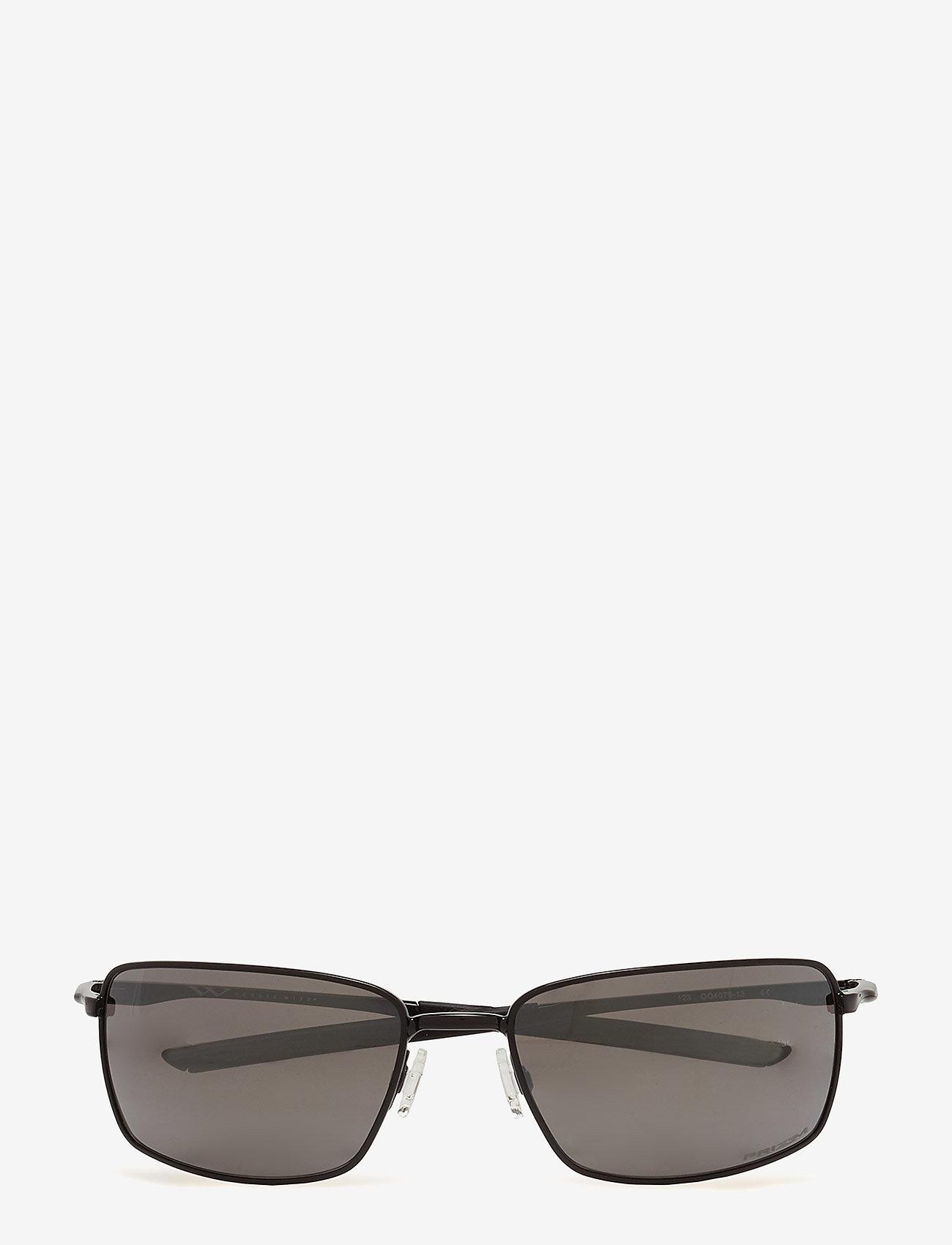 OAKLEY - SQUARE WIRE - briller - polished black - 0
