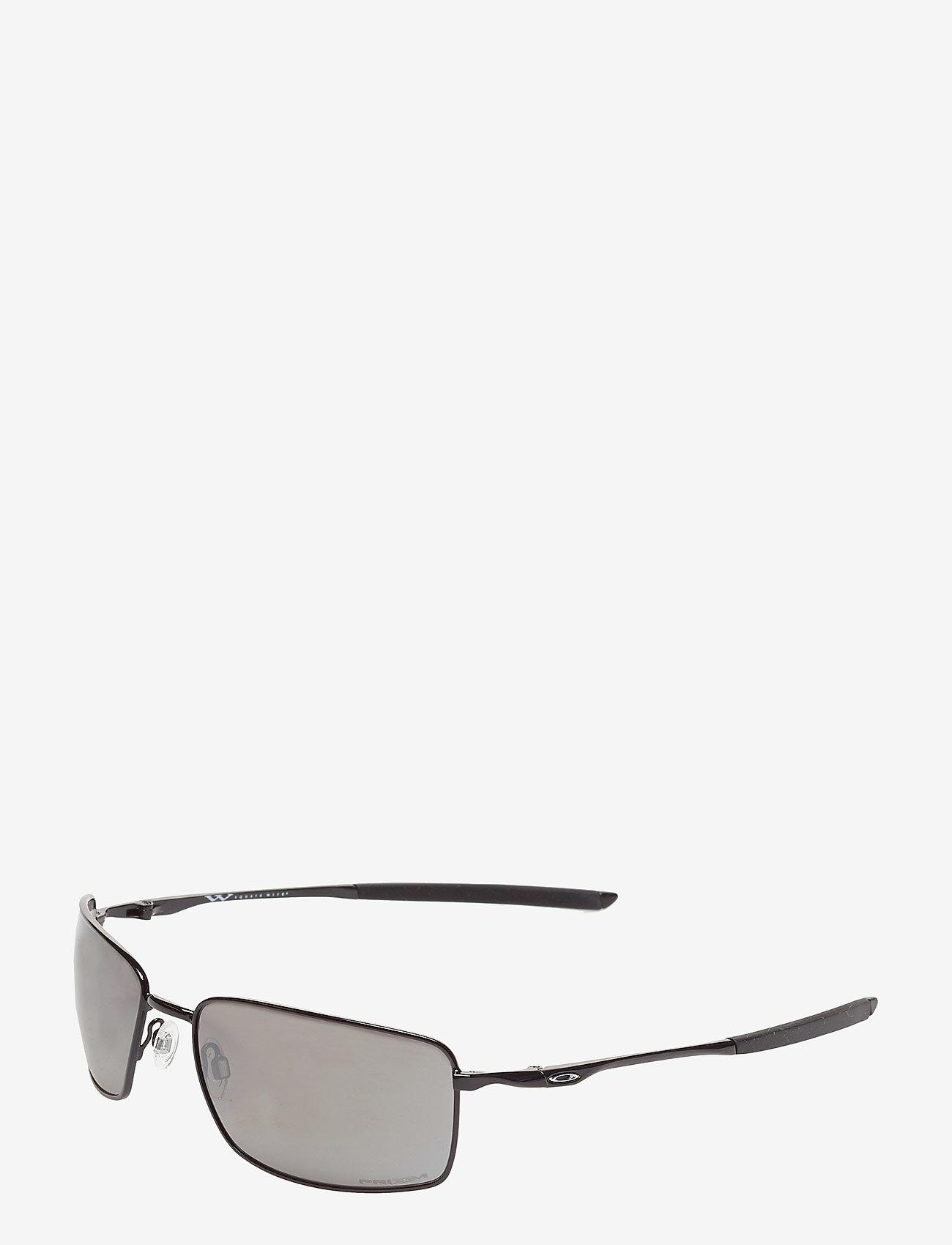 OAKLEY - SQUARE WIRE - briller - polished black - 1