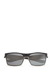 TWOFACE - POLISHED BLACK-BLACK IRIDIUM POLARIZED