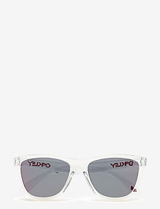 FROGSKINS - d-shaped - polished clear