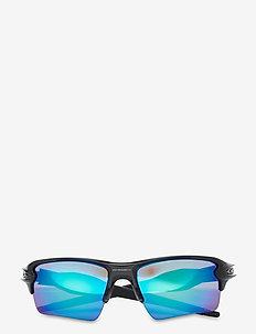 Flak 2.0 XL - d-vormige zonnebril - prizm sapphr iridium polarized