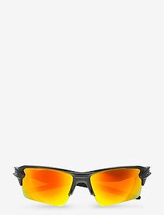 Flak 2.0 XL - d-vormige zonnebril - prizm ruby polarized