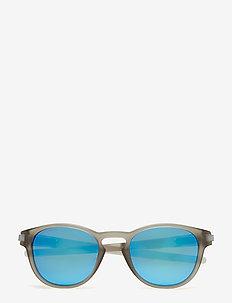 LATCH - glasses - matte grey ink