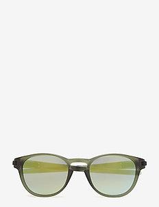 LATCH - glasses - matte olive ink