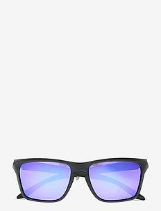 SYLAS - okulary przeciwsłoneczne w kształcie litery d - prizm violet polarized