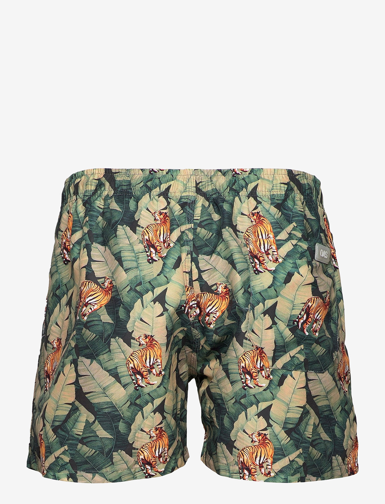 OAS - Roar Swim Shorts - shorts - green - 1