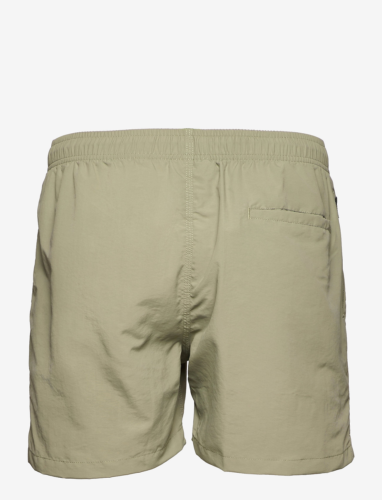 OAS - Green Nylon Swim Shorts - shorts - green - 1