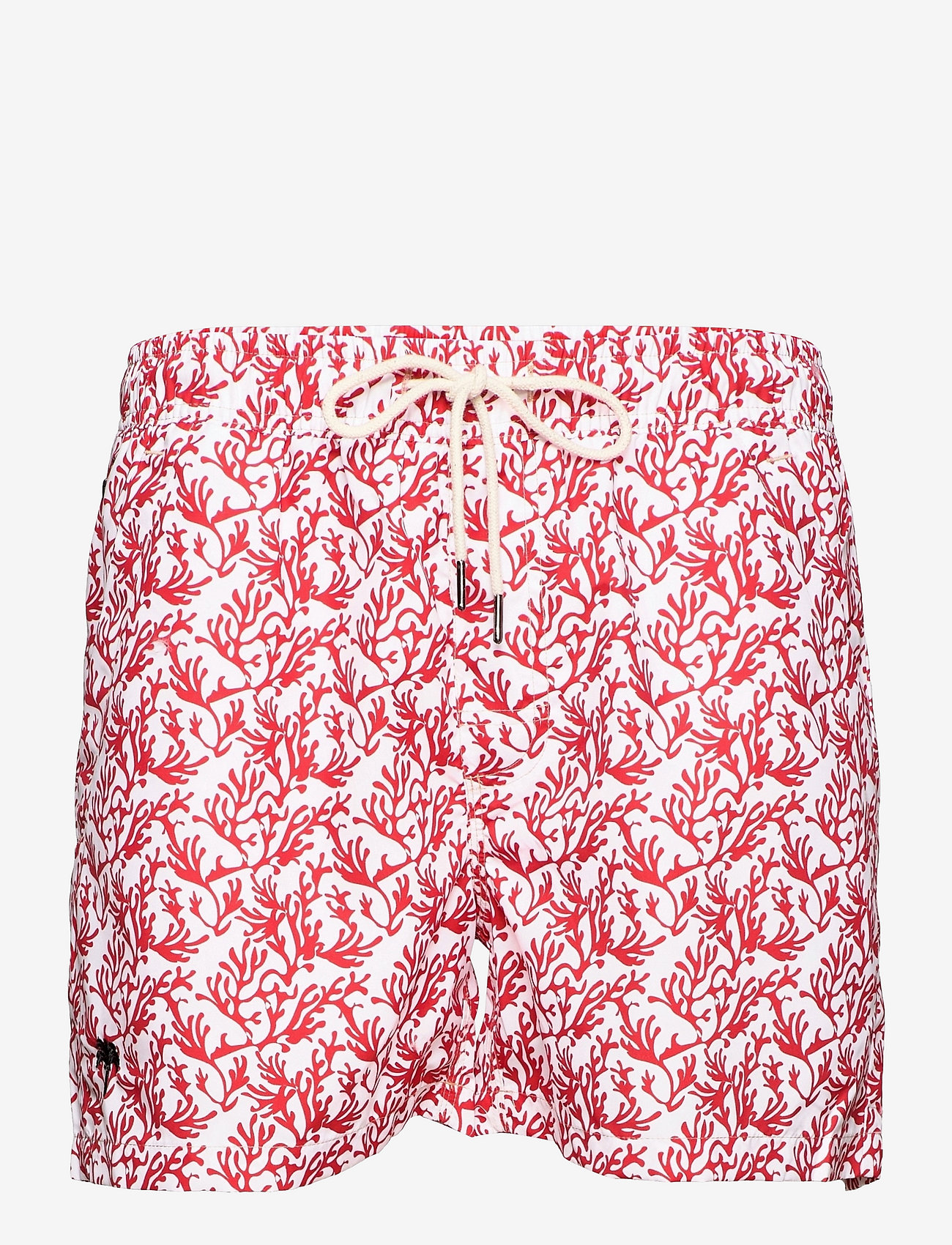 OAS - Red Coral Swim Shorts - shorts - red - 0