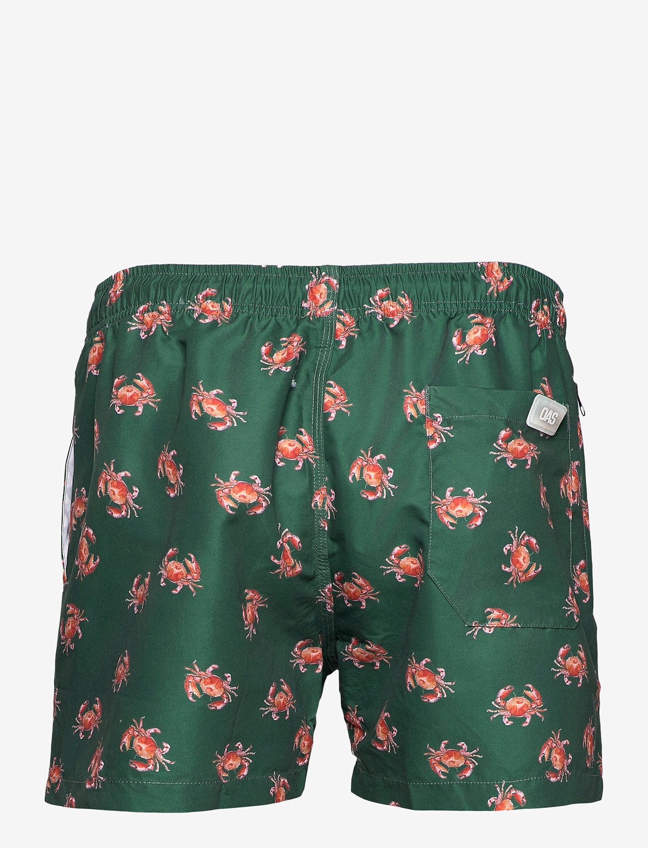 OAS - Oh Crab Swim Shorts - shorts - green - 1