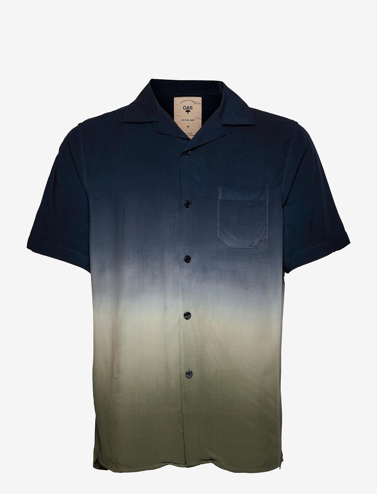 OAS - Forest Grade Shirt - basic overhemden - green - 0
