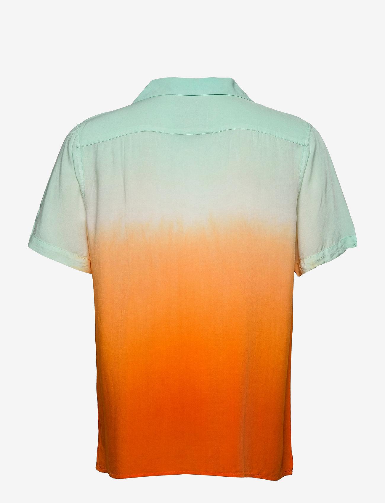 OAS - Sunset Grade Shirt - basic overhemden - orange - 1