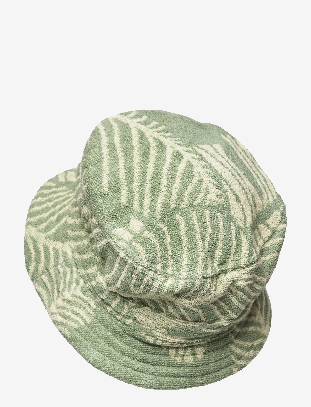 OAS - Banana Leaf Bucket Hat - bucket hats - green - 1