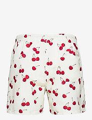 OAS - Cherry Swim Shorts - shorts - red - 1