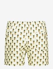 OAS - Pina Colada Swim Shorts - shorts - yellow - 1