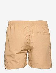 OAS - Beige Nylon Swim Shorts - shorts - beige - 1