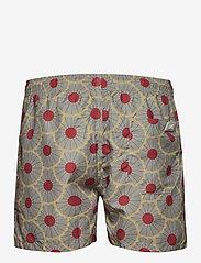 OAS - Grey Gatsby Swim Shorts - shorts - grey - 1