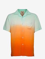 OAS - Sunset Grade Shirt - basic overhemden - orange - 0