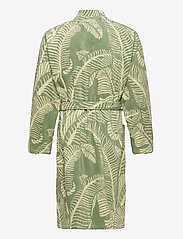 OAS - The Banana Leaf Robe - pegnoirs - green - 1
