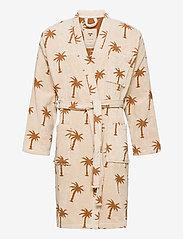 OAS - The Palmy Robe - badjassen - beige - 0