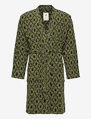 OAS - The Machu Pichu Robe - badjassen - green - 0