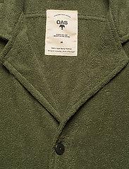 OAS - Army Cuba Terry Shirt - overhemden korte mouwen - green - 2