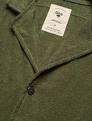 OAS - Army Cuba Terry Shirt - overhemden korte mouwen - green - 3