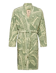 The Banana Leaf Robe - GREEN