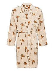 The Palmy Robe - BEIGE