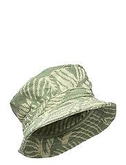 Banana Leaf Bucket Hat - GREEN