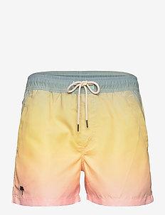 Pink Grade Swim Shorts - shorts de bain - pink