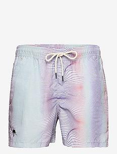 Rainbow Swim Shorts - shorts - multicolor