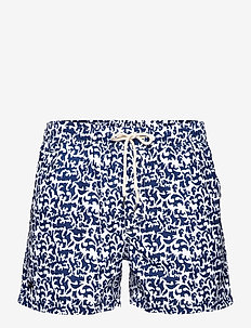 Marrakech Swim Shorts - badbyxor - blue