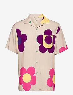 Daisy Shirt - chemises à manches courtes - beige