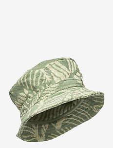 Banana Leaf Bucket Hat - bucket hats - green
