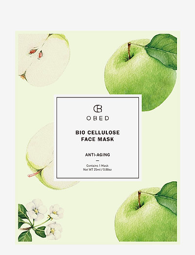 Bio Cellulose Face Mask Anti-Aging - CLEAR