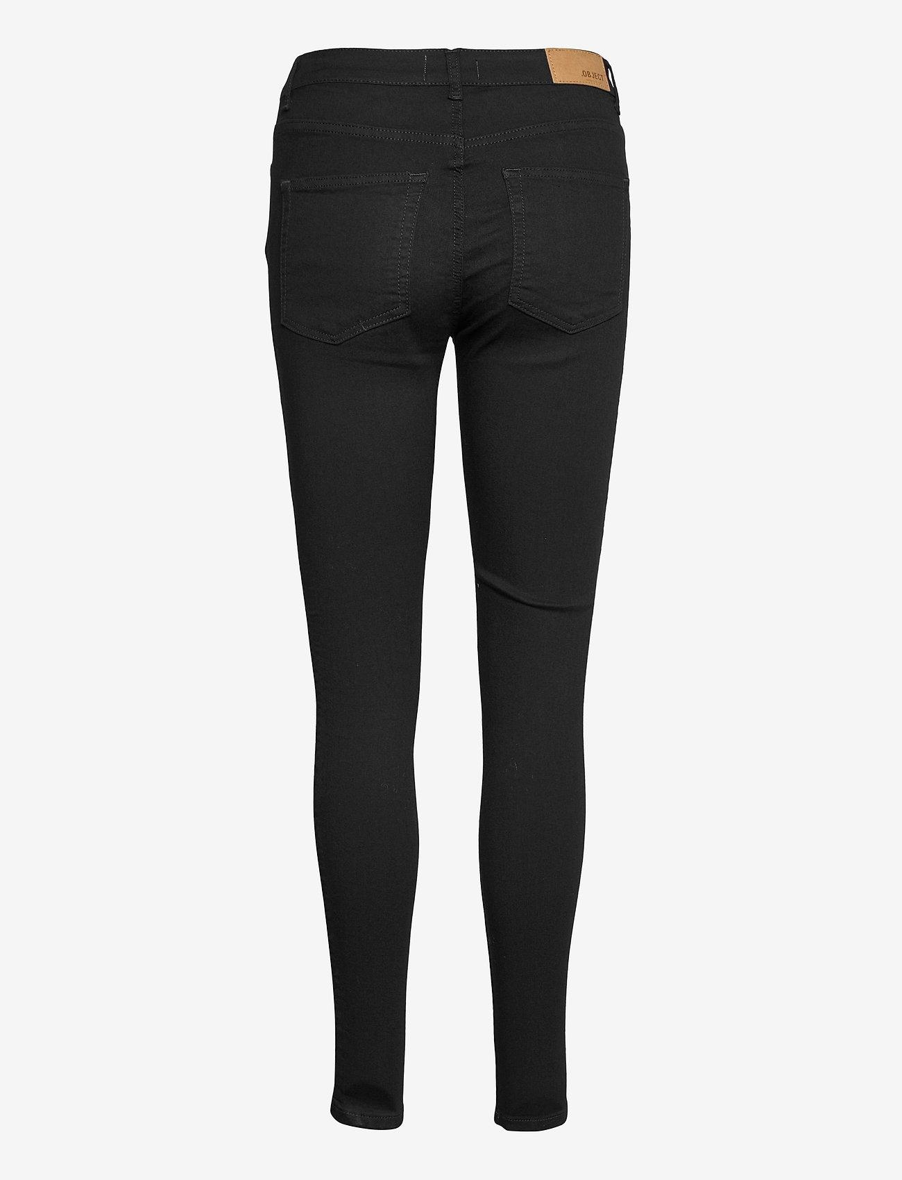 Object - OBJSKINNYSOPHIE M/W OBB284 - skinny jeans - black - 1