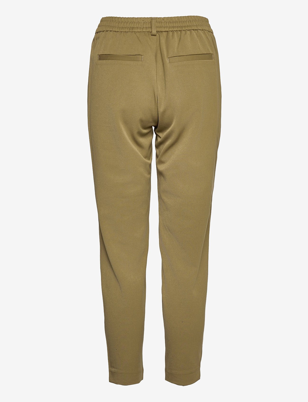 Object - OBJLISA SLIM PANT - slim fit trousers - burnt olive - 1