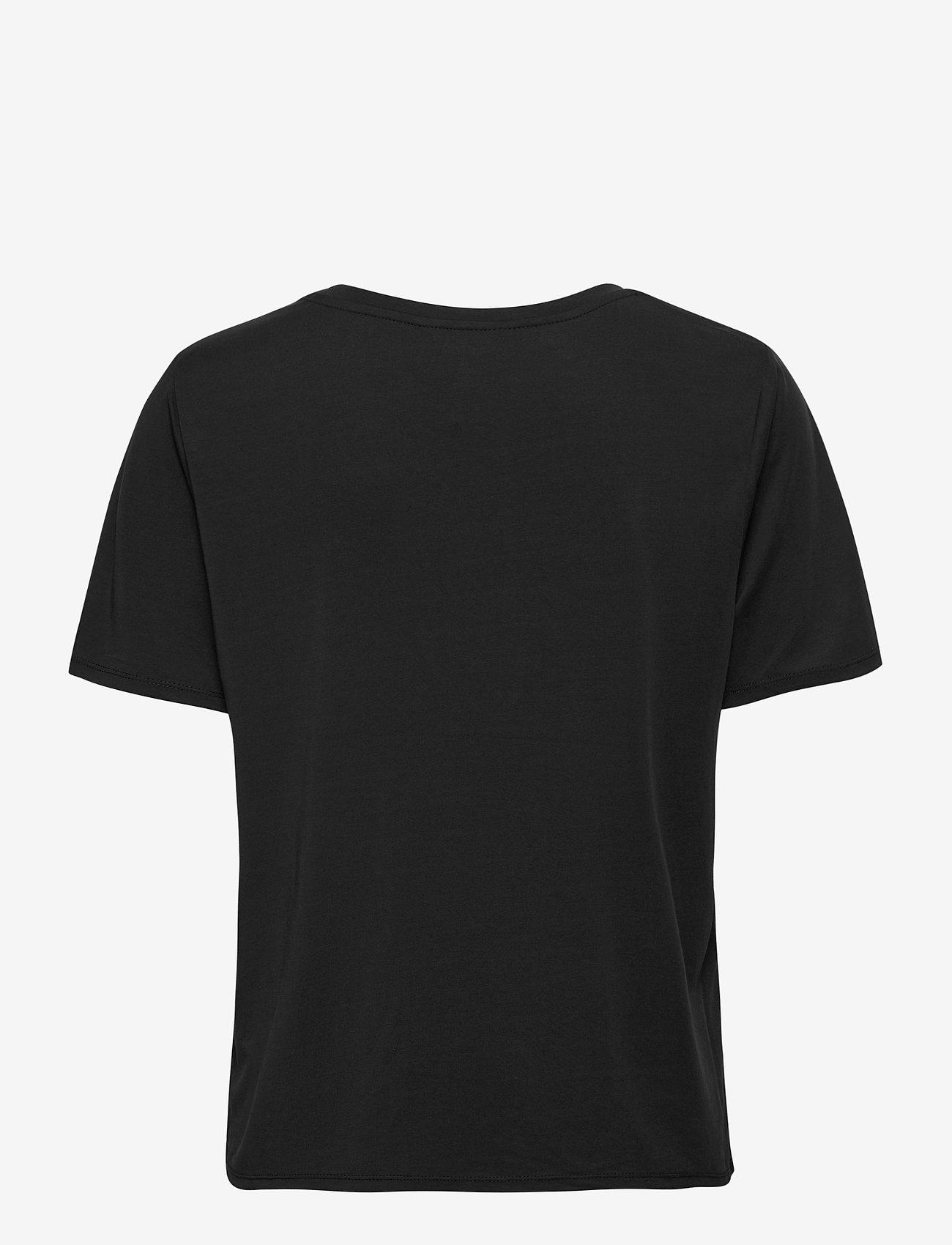 Object OBJANNIE - T-shirts - burnt olive
