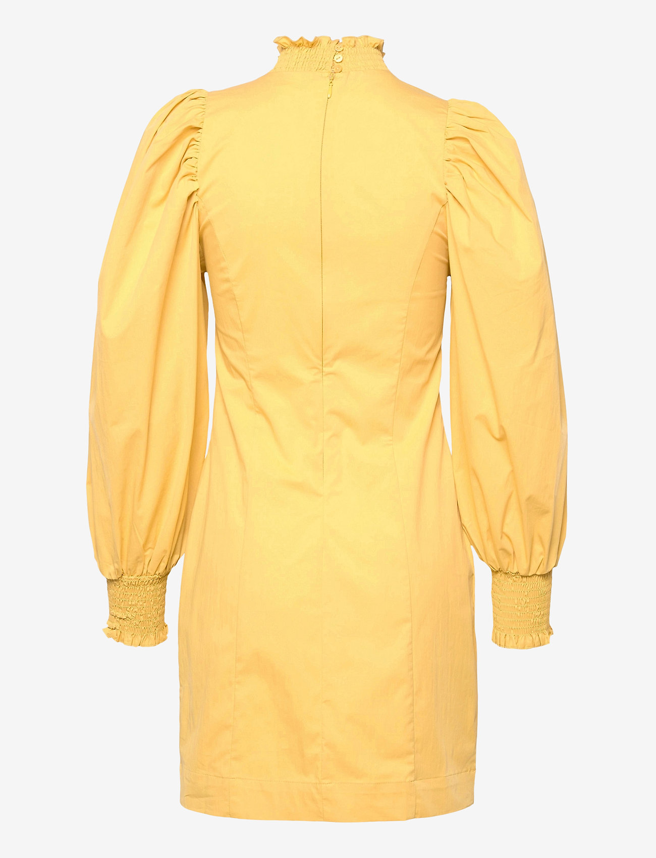 Object - OBJKAMALI L/S DRESS - cocktail dresses - bamboo - 1