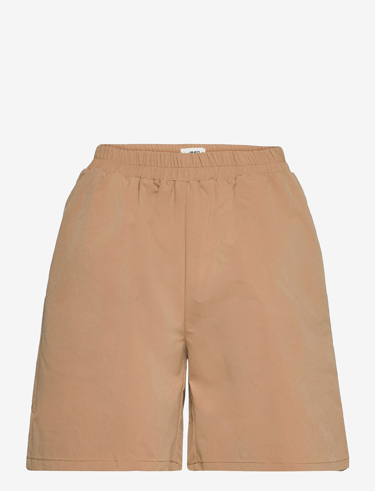 Object - OBJFRIGG MW SHORTS A FAIR - shorts casual - sandshell - 0