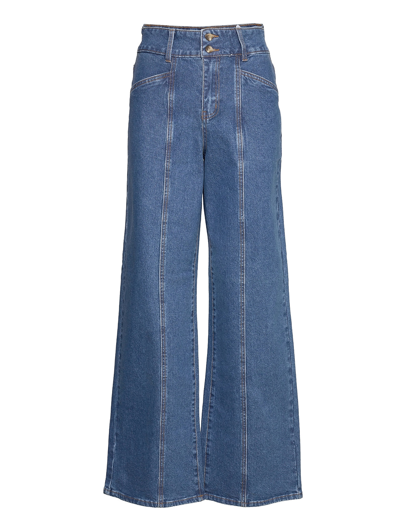 Objodessy Hw Jeans 116 Vide Jeans Blå Object