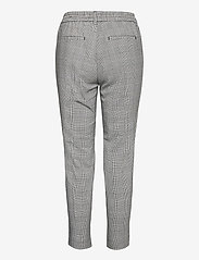Object - OBJLISA SLIM PANT - slim fit bukser - gardenia - 1